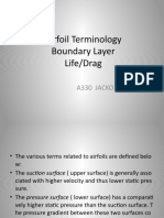 Airfoil Terminology
