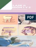 Clase II División 1 y 2