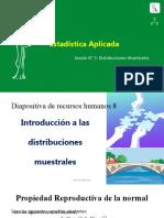 Sesión N° 2 - Distribuciones Muestrales_Sección B.pptx
