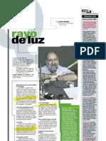 Rayo de luz (Suplemento Q), PuntoEdu. 24/10/2005