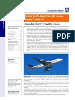 DB - Aircraft Lease