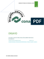 Ensayo Factores Cliente-prestador de Servicios E. Cuenca 514