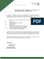 Requisitos Admvos Consultoría - Profesionales Independientes(1)