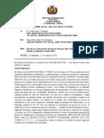 04- INF.LEG. CANCELACION PROCESO DE CONTRATACION RADIO TAXI PORR HORA O.J. DISTRITO CBBA. 2020