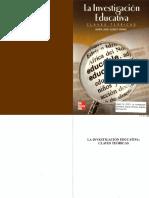 Investigacion Educativa - María José Albert (1)