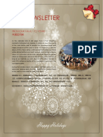 2015 - Bhr Newsletter 2015 Christmas Edition