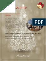2015 - Bhr Newsletter 2015 Christmas Edition