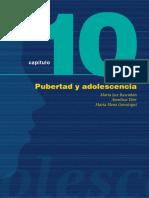 Pubertad y Adolescencia_ Bascuñán, Dörr  y Gorostegui 2008