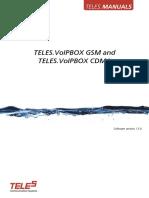 TELES.VoIPBOX User Manual