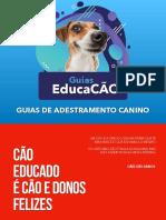 Guias EducaCão - Guias de Adestramento Canino
