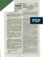 APRUEBAN DIRECTIVA ADMINISTRATIVA PARA LLENADO DE ACTAS RELACIONADAS AL CONSENTIMIENTO PARA DONACIÓN VOLUNTARIA DE ÓRGANOS Y TEJIDOS