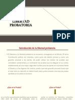 Diapositiva Libertad Probatoria