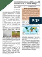 QUESTÃO SOCIOAMBIENTAL E DESENVOLVIMENTO SUSTENTÁVEL