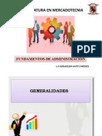 Diapositivas EL PROCESO ADMINISTRATIVO