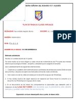 19-10 CLASE VIRTUAL LA CIRCUNFERENCIA