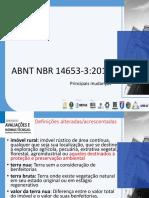 PRINCIPAIS MUDANÇAS -PalestraMarceloRossideCamargo Lima-ABNTNBR14653-3.2019