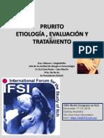 Prurito - Dra. Seigelshifer