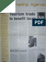 Dublin Inner City Partnership magazine