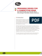 Gates - Designing Drives for a Competitive Edge