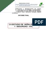 2.8. ESTUDIO DE SEÑALIZACIÓN Y SEGURIDAD VIAL