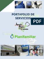 Portafolio Servicios AMECOL PLANIFAMILIAR 2020