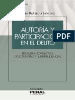 Autoria y Participacion en El Delito (Leyendo)