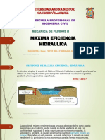 05 Maxima Eficiencia Hidraulica-Uancv