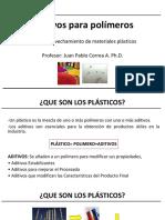 Aditivos para polímeros