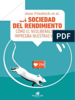 Friedrich Sebastian et al. La sociedad del rendimiento. Cómo el neoliberalismo impregna nuestras vidas..pdf