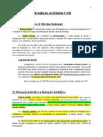 Aula 1 - Introdução e LINDB