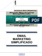 Email Marketing Simplificado