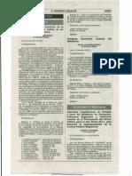 AUTORIZAN TRANSFERENCIA DE PARTIDAS A FAVOR DEL MINISTERIO DE EDUCACIÓN, GOBIERNOS REGIONALES Y GOBIERNOS LOCALES EN EL PRESUPUESTO DEL SECTOR PÚBLICO PARA AÑO FISCAL 2011, PARA CPM