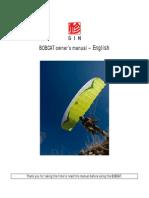 BOBCAT manual