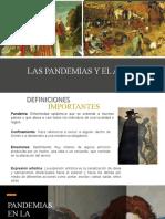 LAS PANDEMIAS EN EL ARTE