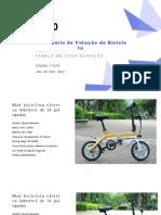 Bicicletas - Catalogo Em Portugues