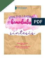 MANEJO DE MAQUINA HEMODIALISIS Y DESCONEXIÓN.pdf