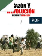 razón y revolución, Herbert Marcuse (1)