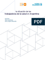 covid salud en argentina oit