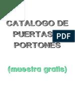 CATALAGO DE PUERTAS Y PORTONES mustra gratis (1).pdf
