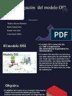 Modelo Osi equipo 5
