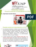 Situación actual de la SM en Perú Ps.Cl.II 4