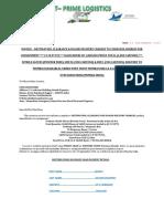 Invoice - Destination - Clearance & Inland Delivery  Charges - 18000 Boxes Nitrile Gloves Size XL & L - Mumbai Jawaharlal Nehru Port Trust [JNPT] Mumbai India & D.A.P Consignee UTEX INDSUTREIS (Mumbai  (3).pdf