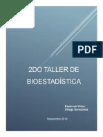 2do Taller Espinoza & Ortega