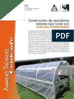 AVT0482 secador solar