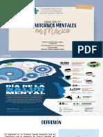 TRASTORNOS MENTALES EN MEXICO