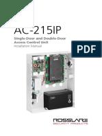AC-215IP Hardware Installation Manual 260617