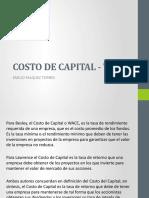 COSTO DE CAPITAL - WACC.pptx