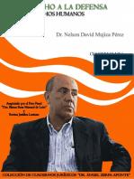 Cuaderno 06 - Derecho a la defensa y DDHH - Nelson Mujica