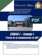 TEORIA DE LA COMUNICACION ASINCRONICA EN EBA