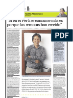 Teófilo Altamirano (antropólogo), PuntoEdu. 17/04/2006
